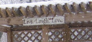 Snow - Costello Weddings New Jersey - Live Laugh Love
